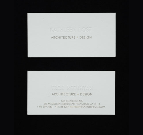 Identity + Business Card